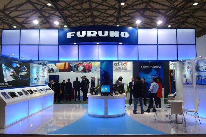 Furuno @ Marintec, China