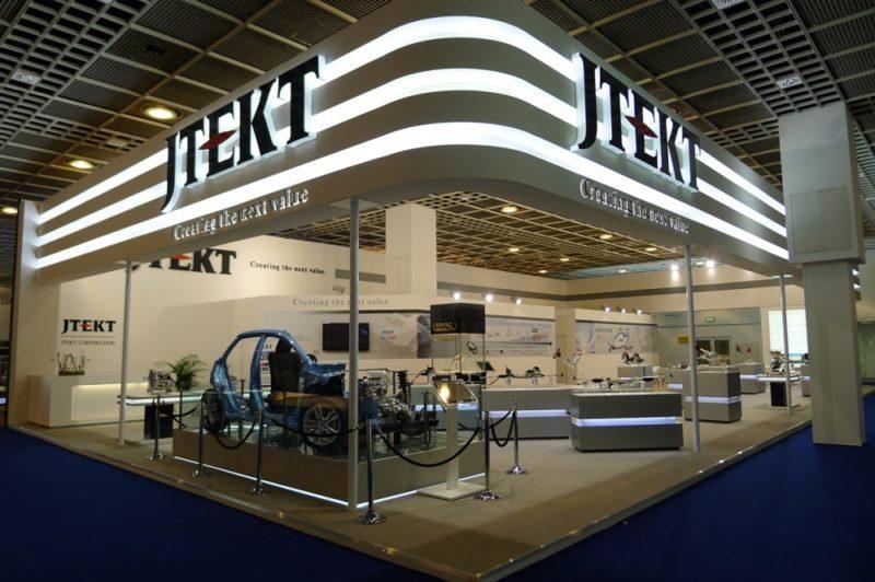 JTEKT @ Frankfurt Motor Show, Frankfurt