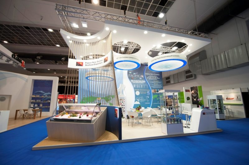 NFA @ Seafood Expo Global, Brussels